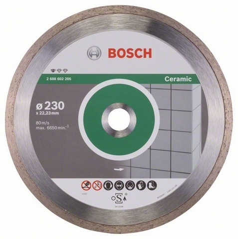 ���� �������� �������� ��� ������� ��������� Bosch Professional for Ceramic