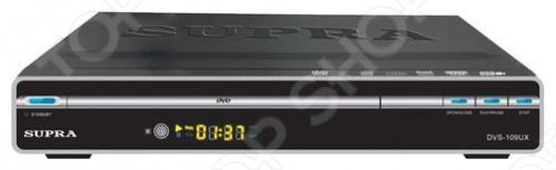 фото DVD-плеер Supra DVS-109UX, DVD и Blu-Ray плееры