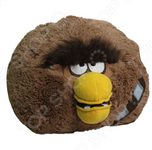 Мягкая игрушка Angry Birds «Чубака» без звука