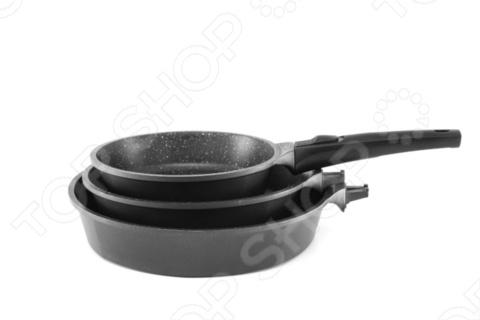 Набор сковород Gipfel PROOFET 1480 gipfel сковорода proofet 1 8 л