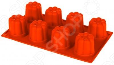 Форма для выпечки силиконовая Regent Пудинг