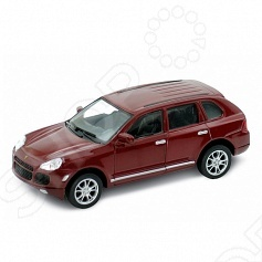 Модель машины 1:34-39 Welly Porsche Cayenne Turbo машины pit stop машинка porsche cayenne turbo 1 43