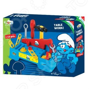 Набор инструментов детский Faro THE SMURFS детский набор для моделирования stirling engine stirling gz001