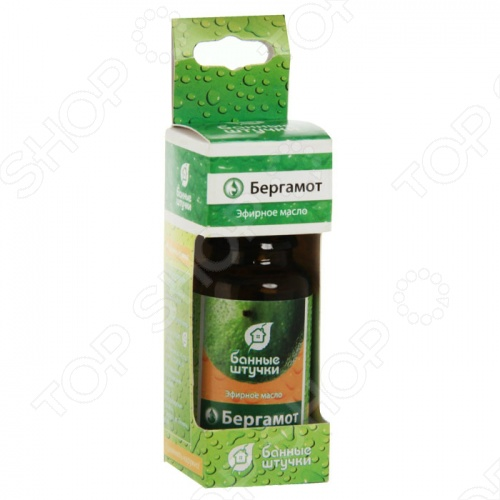 Эфирное масло Банные штучки «Бергамот» набор эфирных масел банные штучки 33403