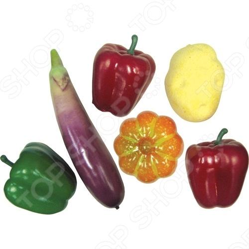 Набор игровой из овощей Тилибом Т80313 набор овощей совтехстром овощи в сетке