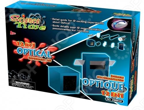 Набор обучающий Eastcolight «Эксперименты с оптикой» 28802Оптические игрушки<br>Это простые наборы для детей, которые хотят изучить этот удивительный мир. Он даст возможность придти в школу уже подготовленным индивидуумом и готовым углубится в естественные науки. Набор обучающий Eastcolight Эксперименты с оптикой 28802 это отличный комплект, с помощью которого можно собрать: лупу, калейдоскоп, перископ, микроскоп, телескоп, камеру-обскура. Предметы предназначенные для изучения и наблюдения в практике законов физики. Вашего ребенка ждет увлекательное путешествие в мир естествознания и науки.<br>