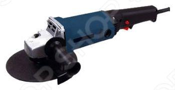 Машина шлифовальная угловая Herz HZ-AG180B машина шлифовальная ленточная herz hz bs533x76b