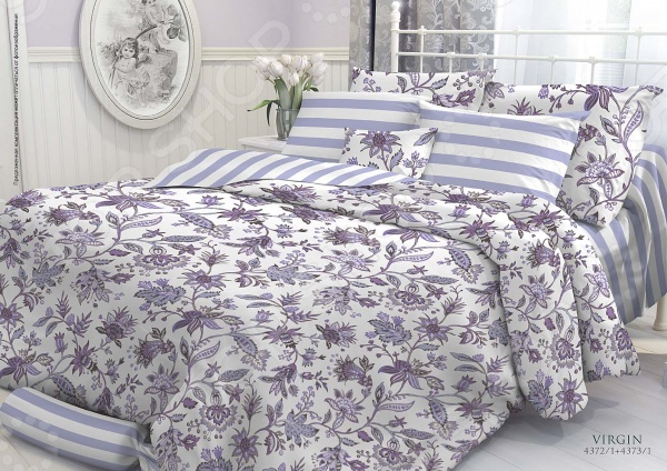 Комплект постельного белья Verossa Constante «Virgin». 1,5-спальный