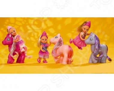 Кукла с аксессуарами Simba «Еви и пони» кукла еви именинница