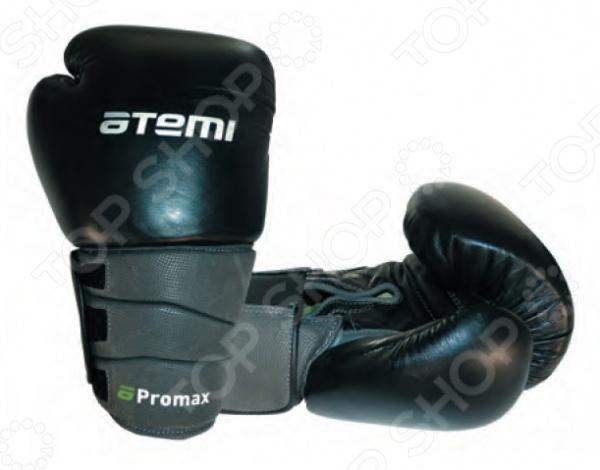 Перчатки боксерские Atemi APBG-001