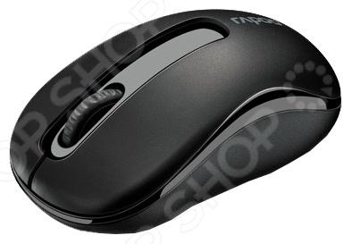 Мышь Rapoo M10 Black USB rapoo e1050 black usb