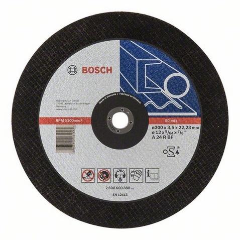 Диск отрезной Bosch Expert for Metal 2608600380