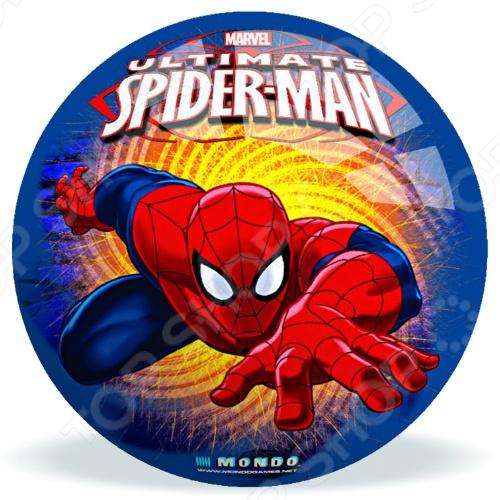 Мяч Mondo «Человек-Паук Ultimate». В ассортименте