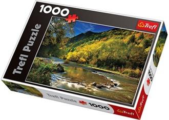Пазл 1000 элементов Trefl «Река Стрела»