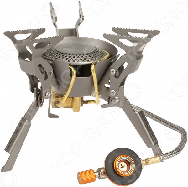 Горелка газовая Fire-Maple FMS-100 fire maple fms 100 separated type outdoor camping burner stove silver