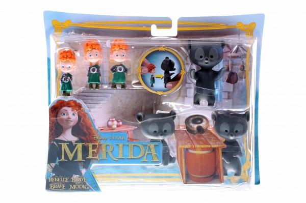 Набор игровой Mattel «Храбрая сердцем»