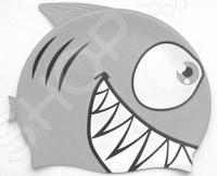 Шапочка для плавания детская Atemi «Рыбка»