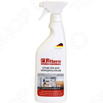 Чистящее средство для холодильника Filtero 502 это концентрированный раствор для удаления жира. Уникальное сочетание компонентов позволяет очистить как поверхностные загрязнения, так и въевшиеся пятна. Активные компоненты глубоко проникают внутрь загрязнения, что позволяет легко и бережно удалить их с поверхности. Приятный аромат облегчит уборку. Эффективно на всех видах поверхностей: плита, кафель, раковина, СВЧ, духовка, металлические фильтры в посудомоечных машинах и кухонная мебель.