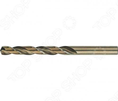 Сверло по металлу Bosch HSS-CO DIN 338 набор сверл по металлу bosch standard hss co din 338 5 шт