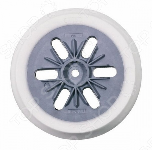 Круг шлифовальный тарельчатый Bosch GEX, 125 мм диск шлифовальный с липучкой р40 d 125 мм 5 шт перфорированный bosch профи