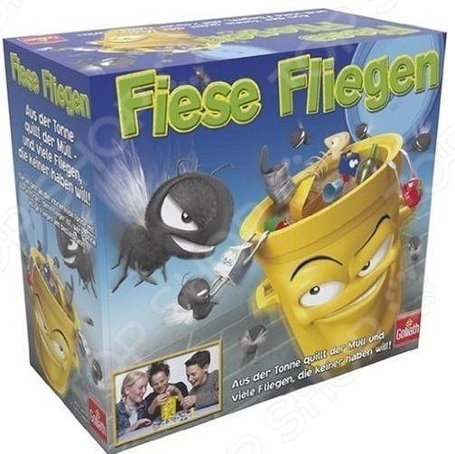 Настольная игра Осторожно, мухи!