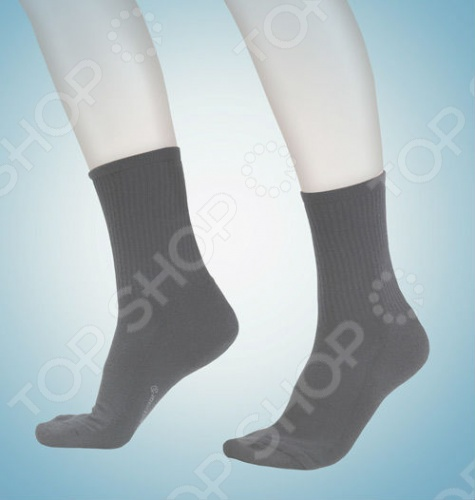 Носки классические термо BlackSpade 9273. Цвет: серый