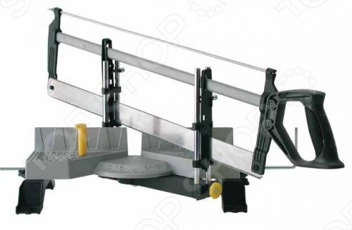 Стусло STANLEY 20-800 поворотное пластиковое стусло с ножовкой stanley 1 20 600