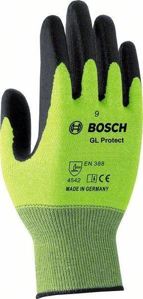 Перчатки защитные Bosch GL Protect 10