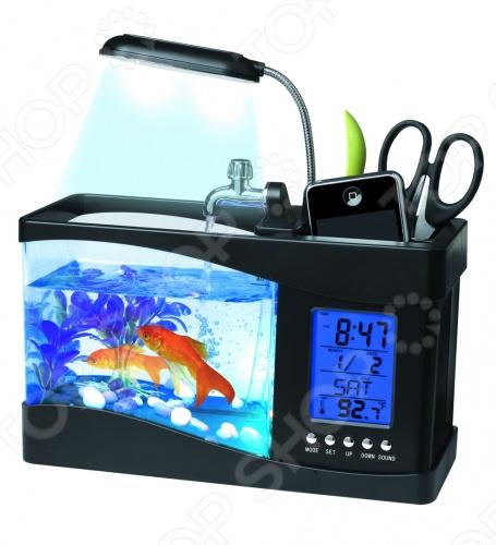 Настольный аквариум-органайзер SEL-2010B