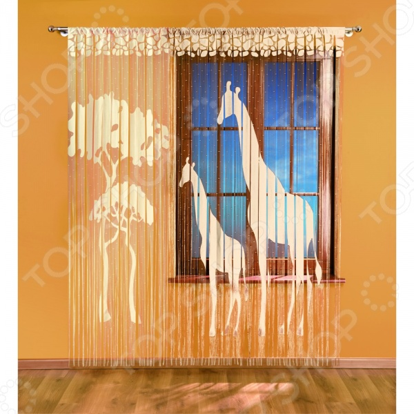 Гардина-лапша Wisan «Жираф» смеситель с душем недорого купить