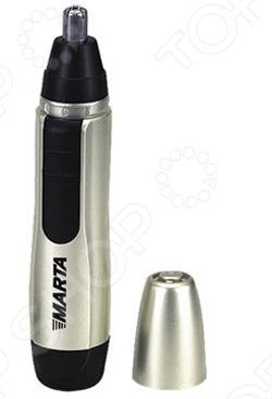 Триммер для стрижки волос в носу и ушах MARTA MT-2630