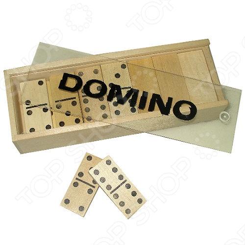 Домино деревянное TSM1003-A 232631