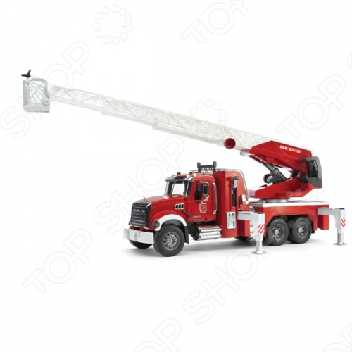 Машина пожарная Bruder MACK 02-821