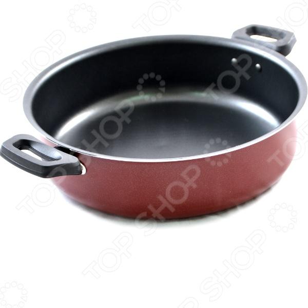 Жаровня Scovo ExpertЖаровни и грили<br>Жаровня Scovo Expert очень удобна в использовании. Она предназначена для запекания или тушения таких блюд как: мясо, птица, овощные рагу, жаркое и другие. Жаровня имеет внутреннее антипригарное покрытие Quantum2 Whitford, которое не содержит PFOA и исключает прилипание пищи к поверхности посуды даже с минимальным количеством масла. Линия посуды Expert - сочетание прочности и элегантности в разумных пропорциях. Expert делает процесс приготовления еды быстрым, а ваше участие в нем - минимальным. При этом любое, даже самое простое блюдо получается столь изысканным, что станет достойным угощением вашего стола.<br>