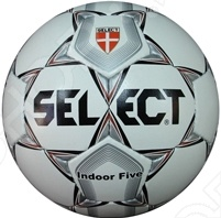 Мяч футбольный Select Indoor Five мяч футбольный select talento арт 811008 005 р 3