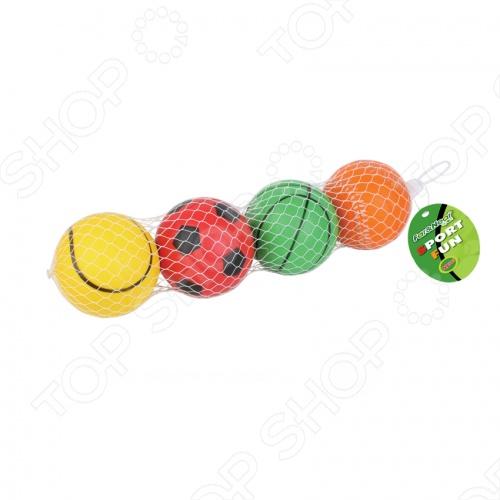 Набор мячей Far&Near FN-PU0807-4 игровой набор far