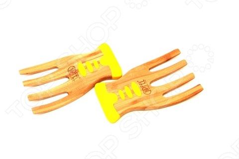 Лопатка для салата с прорезями Gipfel 2774 лопатка кухонная gipfel comfort с прорезями