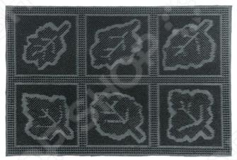 Коврик дверной Vortex «Листок» коврик придверный vortex листья 76 46 см