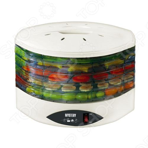 Сушилка для овощей и фруктов Mystery MDH-322 сушилка для овощей и фруктов vitek vt 5053 белый