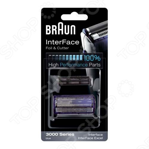 Сетка для бритвы Braun 3000 сетка для бритвы braun series3 30b