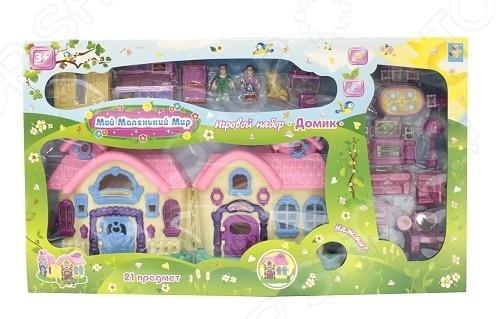 фото Игровой набор 1toy Т52959, Игровые наборы для девочек