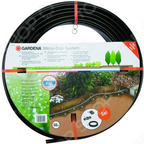 Шланг сочащийся Gardena 1395 шланг сочащийся х 1м в бухте 100м gardena 01987
