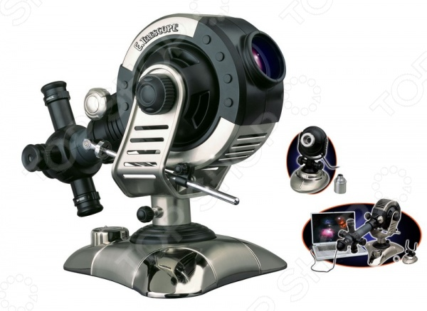 Набор обучающий Eastcolight «Цифровой телескоп» телескоп deepsky dtf114x900eq4