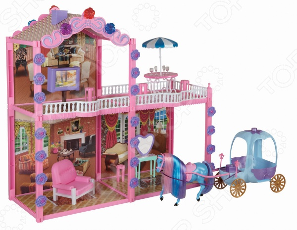 Кукольный домик 1 Toy Т53236