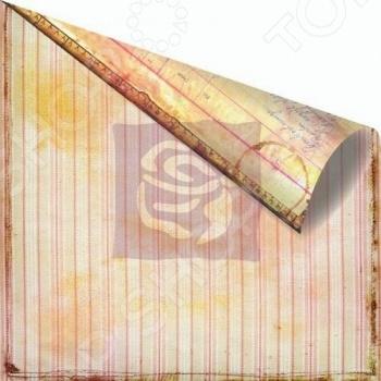 фото Бумага для скрапбукинга двусторонняя Prima Marketing Corona, купить, цена