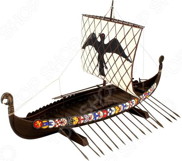 Сборная модель корабля Revell Viking ship модель корабля lhmx pinta