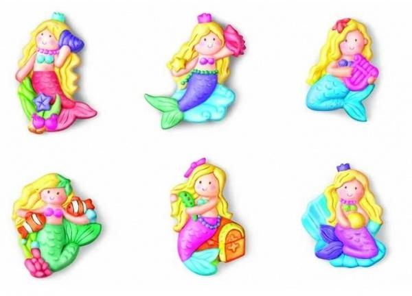 Фигурки из формочки 4M «Русалочка» 4м набор фигурки из формочки русалочка