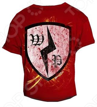 Футболка Warrior Poet Lightning Shield-SS T-Shirt