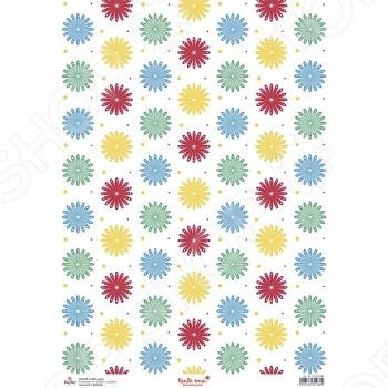 фото Бумага пергаментная Rayher «Цветок», купить, цена