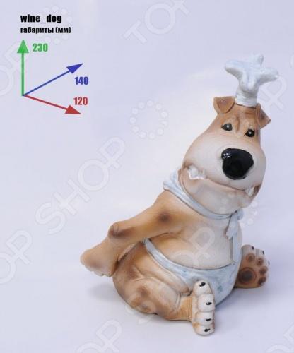 Подставка для вина Drivemotion «Собака»